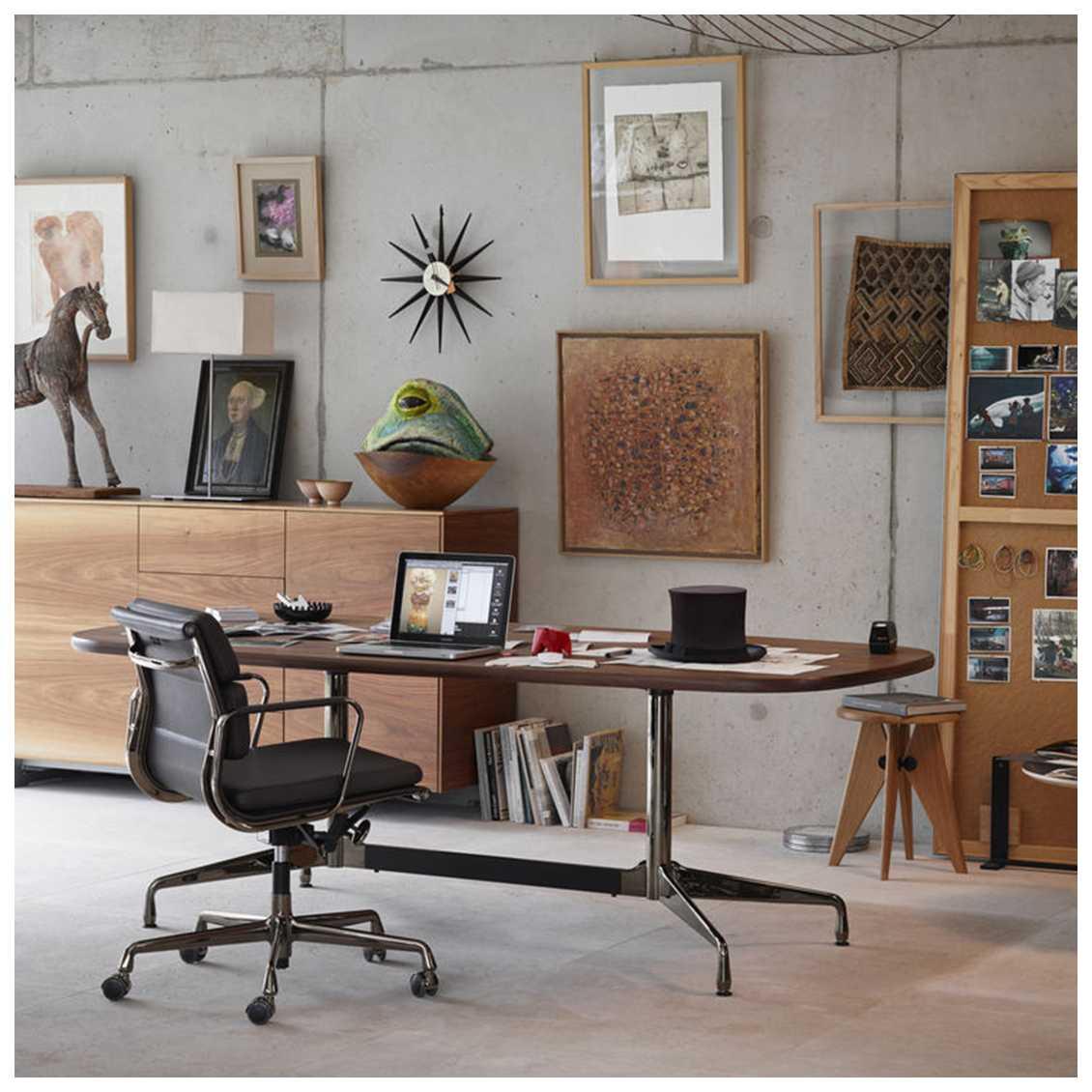 Een design bureaustoel voor op je (huis)kantoor