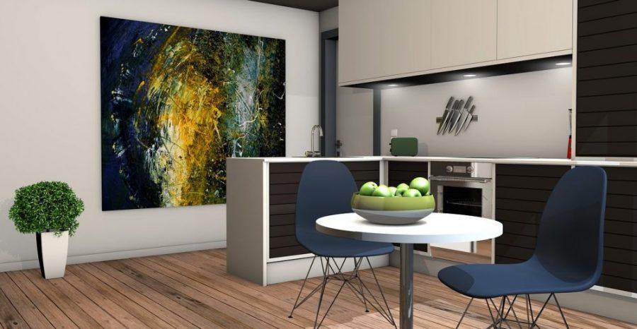 De Scandinavische stijl in huis is hot en betaalbaar!